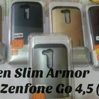 hardcase spigen slim armor for asus zenfone go 4,5 inch 2016