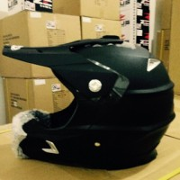 ZEUS 951 matt black doff helm cross trail import new hitam doff dop