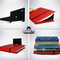 Jual  Rak Buku Tak Kelihatan (RBTK) Minimalis & Elegant TERMURAH&TERKUAT Gan!  Murah