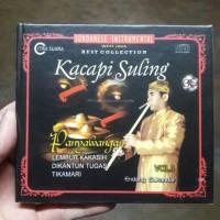 CD INSTRUMENT SUNDA DEGUNG KACAPI DAN SULING VOL.1 : PANYAWANGAN
