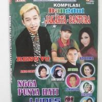 VCD KARAOKE KOMPILASI DANGDUT JAKARTA - PANTURA