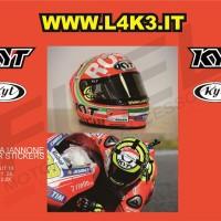 Harga Helm Kyt Andrea Iannone Travelbon.com