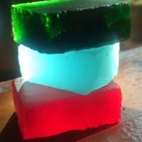 harga Paket Rough Batu Kecubung Daun, Merah Siem, Biru Langit HQ Tokopedia.com