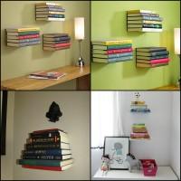 Jual Supplier Rak Buku Tak Kelihatan (RBTK), buatan pabrik ,buat buku agan MELAYANG! Murah