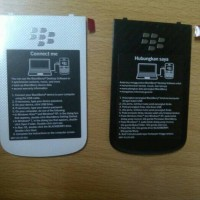 Backdoor/back cover/tutup belakang blackberry dakota 9900 original