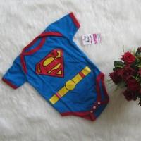 Baju Bayi Jumper Lucu Murah Superman spt Carters Kazel Sandi Co