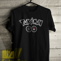 KAOS POKEMON GO GPS LOGO PIKACHU GAME ANDROID DISTRO LU2K L2K 675