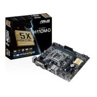 Motherboard Asus H110M-D Socket 1151 (DDR4)