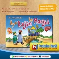 Buku Ayo Rajin ke Masjid - Media Sholih