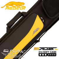 harga Predator Sport 3x4 Soft Cue Case - Tas Stick Billiard Biliar 3B4S Stik Tokopedia.com