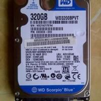 Harddisk WD 32GB + LEBIH DARI 130 GAME PS2 FORMAT ISO