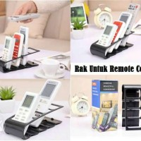 Remote Organizer tempat penyimpanan remote control AC TV Elektronik