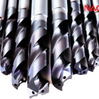 Nachi Mata Bor 4 mm Drill Besi Baja Kayu Plat Steel Iron Logam Siku