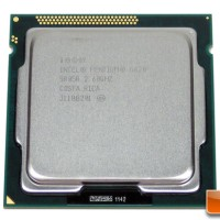 Processor Intel Dual Core G620 2.6 Ghz Socket LGA 1155
