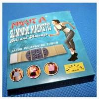 slimming magnetic belt and massage / slimming belt /slimming /massage