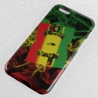 Rasta Logo Dc Shoes iPhone Case & All Case HP