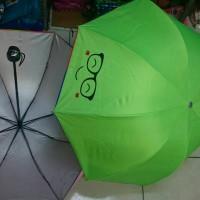 payung lipat3 motif kacamata anti uv