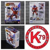 66 Action Kamen Rider No.22 Accel MISB ORI NEW Figure Vol.6