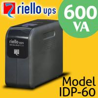 harga UPS Riello IDP-60 (600 VA) Tokopedia.com