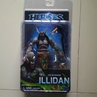 Neca Heroes Of The Storm The Betrayer Illidan Stormrage WARCRAFT