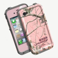 Lifeproof Iphone 5/5s - Pink Realtree [2111-01]