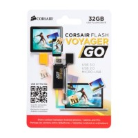 Flashdisk USB Corsair Flash Voyager GO CMFVG-32GB-EU USB 3.0 OTG