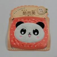 harga Masker Penutup Hidung Mulut Anti Debu Asap Polusi Karakter Panda Tokopedia.com
