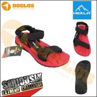 sandal gunung merk hekla not outdoor,eiger,rei,consina,teva