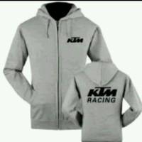 Hoodie Zipper/Sweater/Jaket KTM RANCING,terbaru