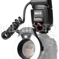 MEIKE MK14EXT CANON/NIKON (TTL MACRO RING FLASH)