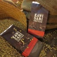 Jual Java Robusta Coffee Pure 100% Kopi Kawisari Murah Enak 250 gr asli Murah
