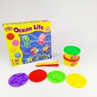 Ocean Life Fun-Doh Mainan Kreatif edukatif anak toys lilin