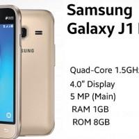 FRESH!!! Samsung Galaxy J1 Mini J105 1/8GB 4G LTE - GRS RESMI SEIN