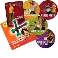 DVD Senam Zumba Total Body Transformation