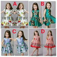 DRESS MITUN 04. 2-7Y | DRESS ANAK IMPORT | BAJU ANAK