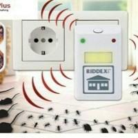 Jual Riddex Alat Pembasmi/Pengusir Nyamuk, Tikus dan Kecoa Murah