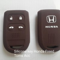 harga Silicon Silicone Casing Kunci Key Kondom Honda Freed 2009 2012-2014 Tokopedia.com
