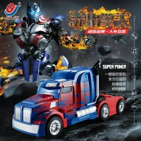 harga TT669 remote control car deformation  robot Optimus Prime Autobot Tokopedia.com