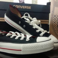 harga Sepatu Converse All Star Original Produk/ Black Red White Tokopedia.com