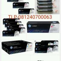 TONER HP 128/CE320-BLACK/C/Y/M-RECONDISI CATRID MURAH GARANSI 100%