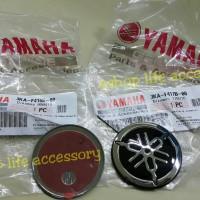 Emblem Tangki RX King Original Yamaha Logo
