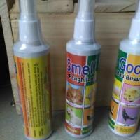 Smell Good - Penghilang Bau Busuk Kandang Anjing
