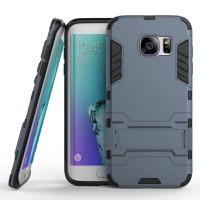 Jual Samsung Galaxy S7 Hybrid Heavy Duty Iron Man Shield PC Hard Case Murah