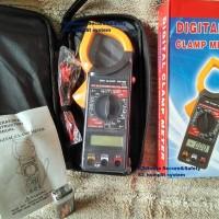 TANG AMPERE / DIGITAL CLAMP MULTIMETER / CLAMP METER