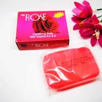 Sabun Mawar / Rose Beauty Soap / Sabun Cream Rose