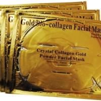 Masker Topeng Gold 24K / Masker Topeng Emas 24k / Gold Masker