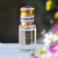 Parfum Minyak Cendana Keraton Asli 5ml (Murni Tanpa Campuran)