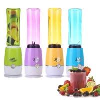Juicer / Blender Portable Shake n Take 3 Double Cup 2 Botol Praktis