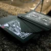 Black Ghost - Bicycle Deck (Kartu)