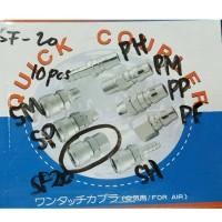 Copler / Coupler / Kopler / Sambungan Kompresor Kompressor